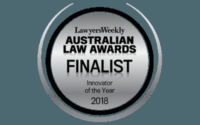 Australian Law Awards 2018